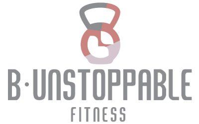 B.Unstoppable Fitness Brand Identity Design