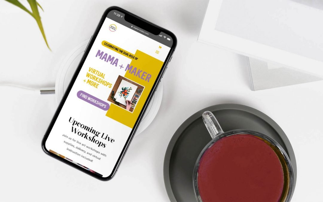 What to consider for a mobile-friendly website design