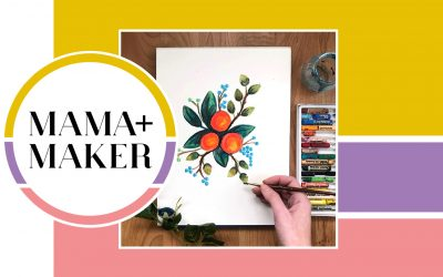 Mama + Maker Breaks the Barriers of Creative Expression