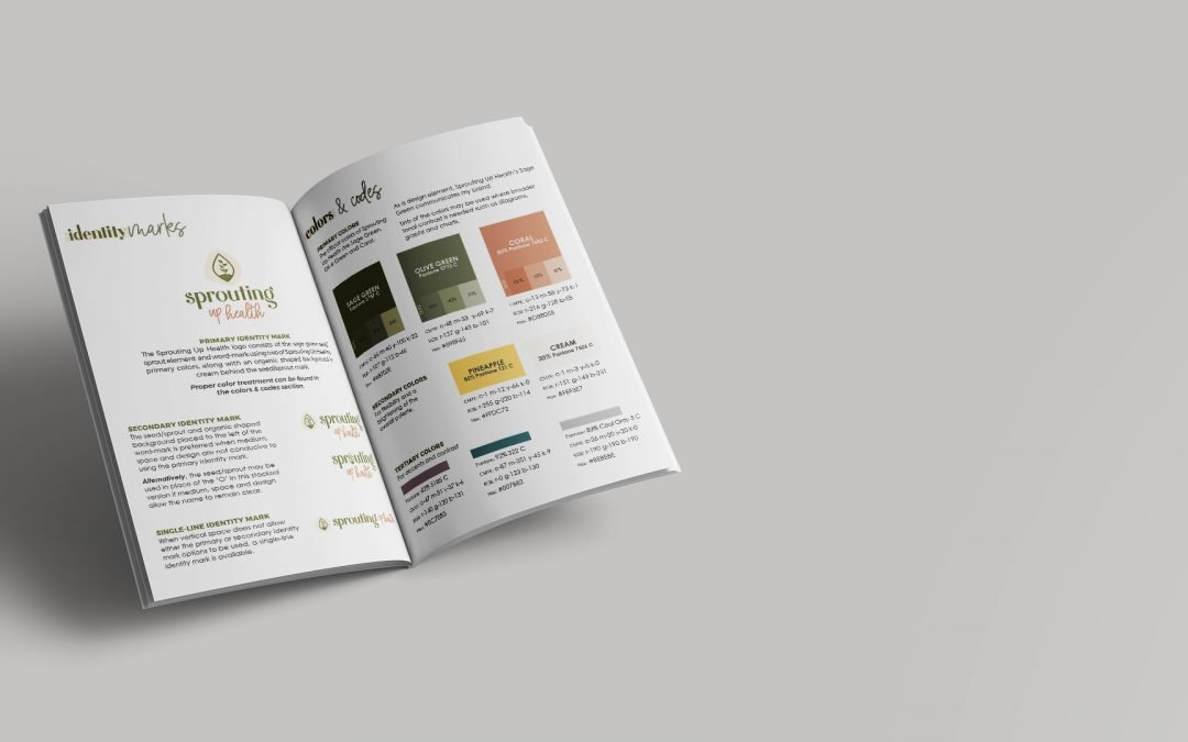 Three Reasons you should have a brand style guide